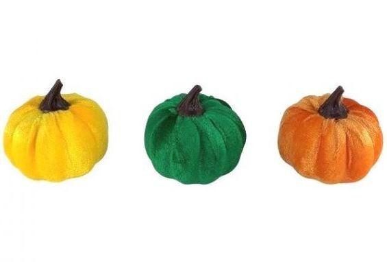 Velvet Wrap Pumpkin
