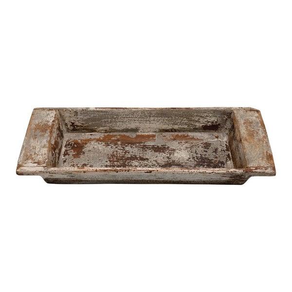 Decorative Reclaimed Wood Tray