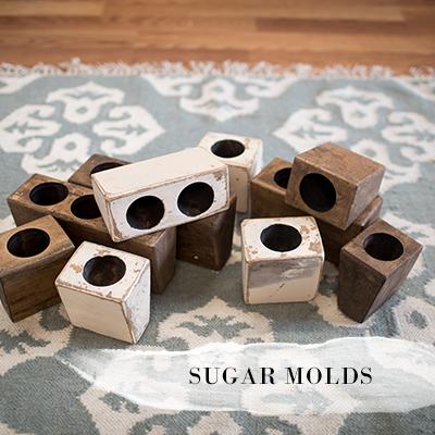 Sugar Molds