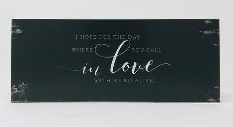 IN LOVE BLOCK