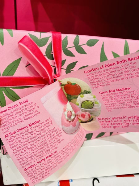 Palm Springs Wrapped Gift Pack *Final Sale*