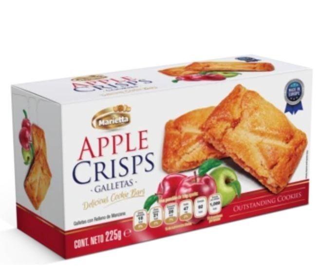 Marietta Apple Crisps