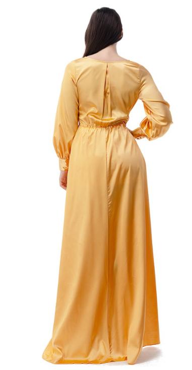 The Golden Hour Dress