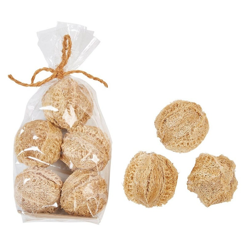 Dried Natural Sponge Gourd in Bag