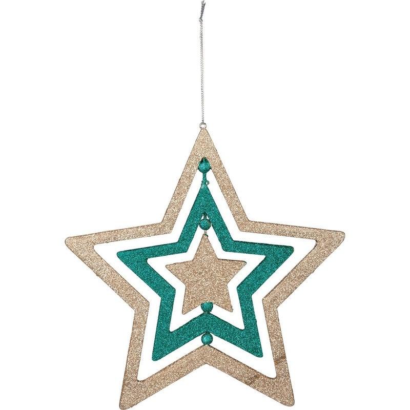 Ornament - Boho Star