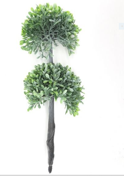 "14"" Double Ball Topiary"