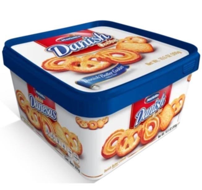 Marietta Danish Style Cookies