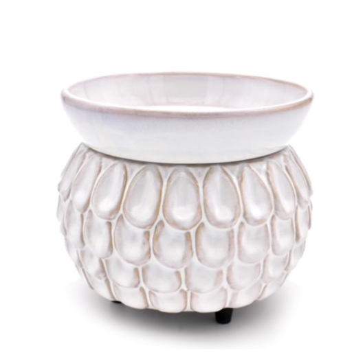 IVORY PETALS ELECTRIC MELTER