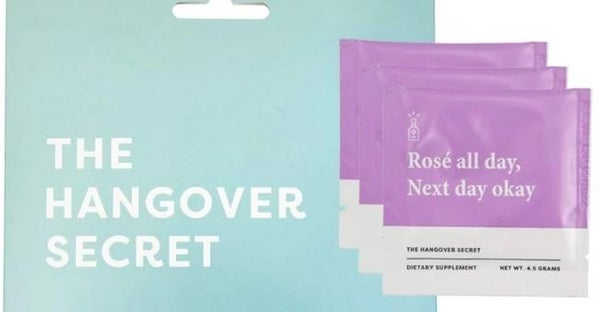 Hangover Secret - Pharmacist Developed - with Electrolytes
