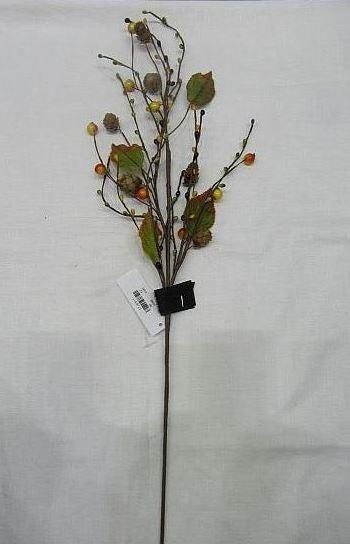 "28.25 "" Pip Berry Acorn Branch"