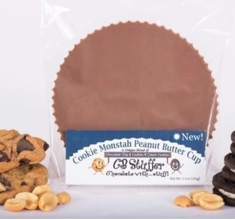 Milk Stuffer Peanut Butter Cups