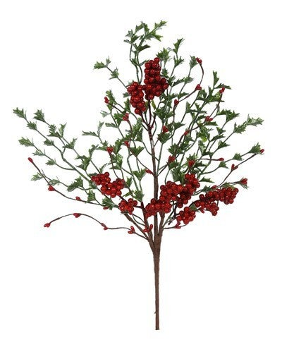 Floral Holly/Berry Pick