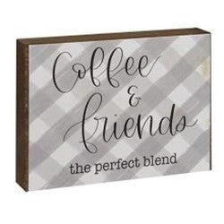 Coffee & Friends Block