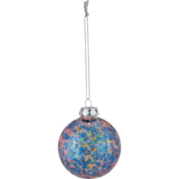 Ornament - Confetti Stars
