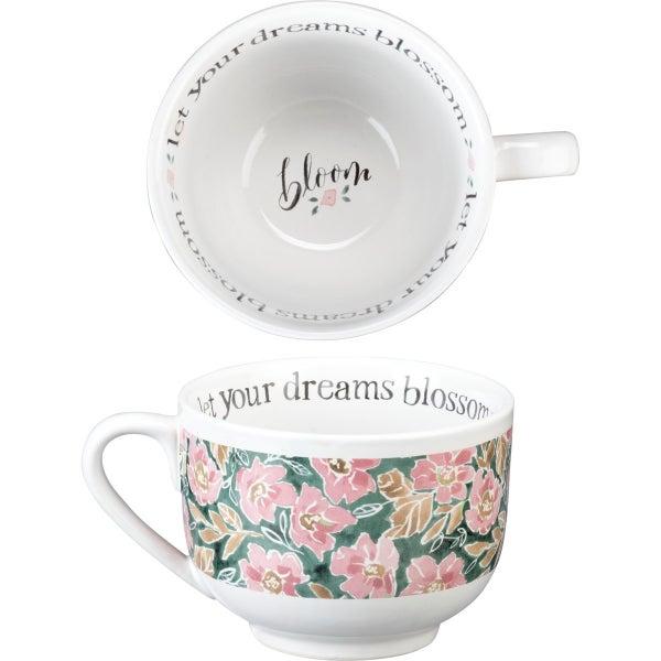 Mug - Let Your Dreams Blossom