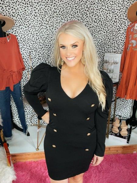 Chic Blazer Dress