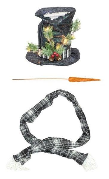 Frosty's Accessories LED Tree Decor Set