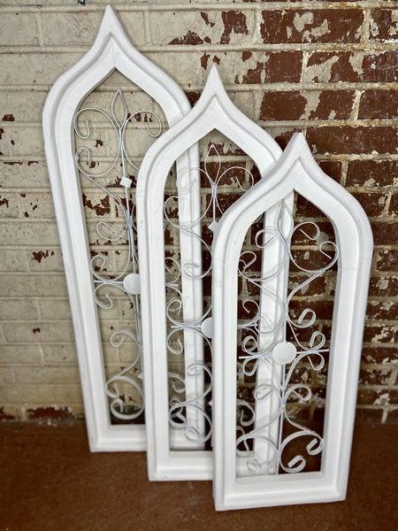 White Iron Arch