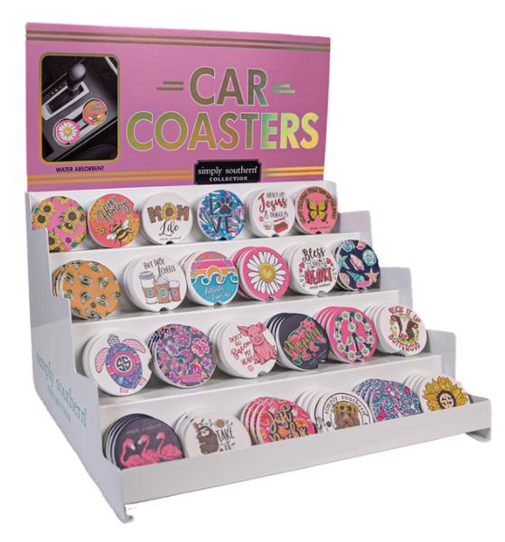 SS- CAR COASTER