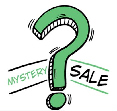Mystery Random Dish Towel *Final Sale*