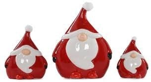 Santa Gnome Set