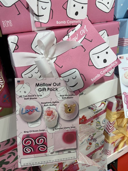 Mallow Out Wrapped Gift Pack *Final Sale*