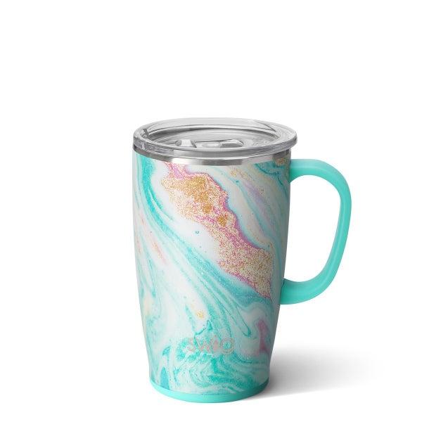 Wanderlust Travel Mug (18oz)