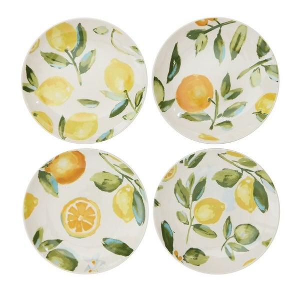 Citrus Fruit Plate