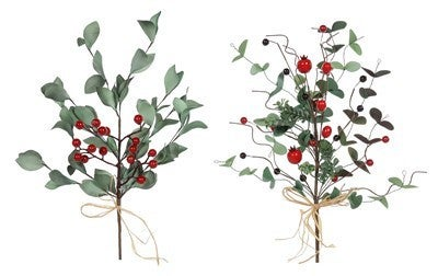 Floral Eucalyptus/Berry Pick- ASSORTED