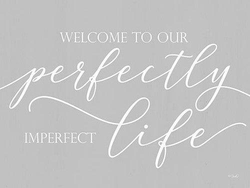 PERFECT LIFE FRAMED PRINT