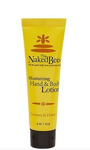 0.5 oz. Coconut & Honey Hand & Body Lotion