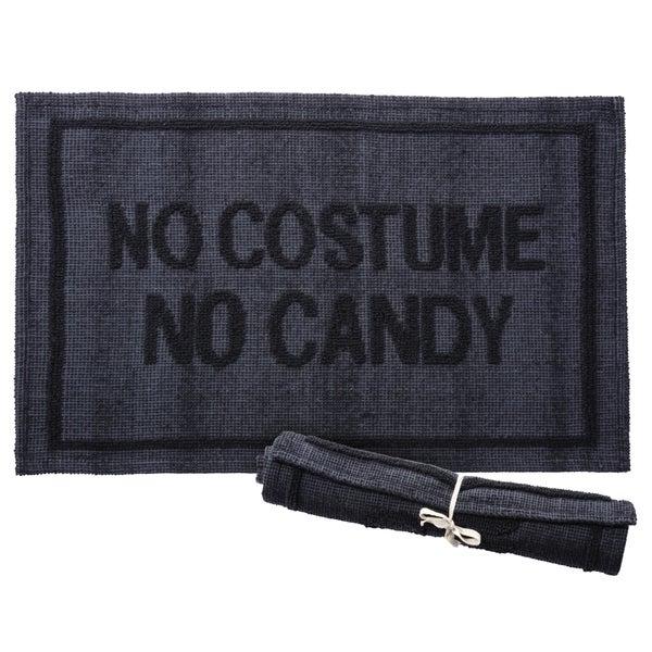 No Costume No Candy Rug