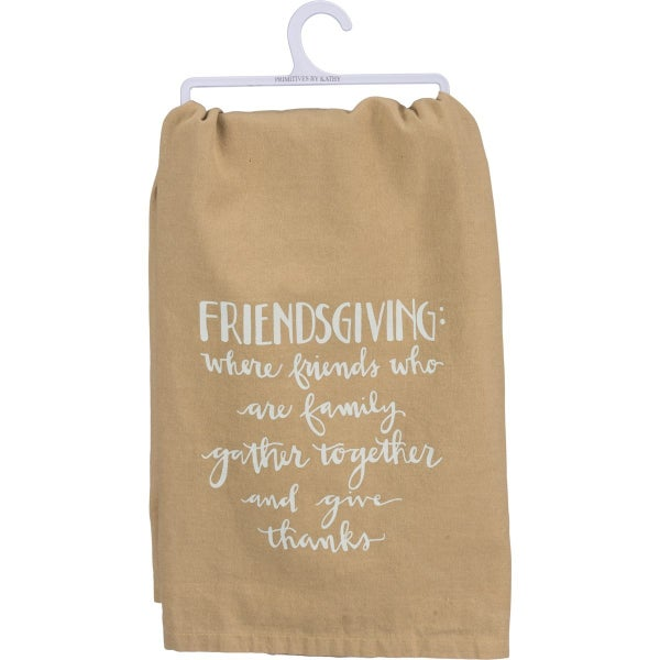 Dish Towel - Friendsgiving