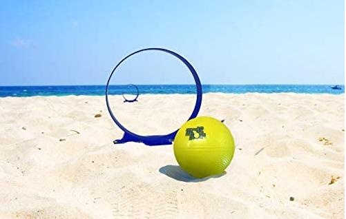 The Original Hoop Roll Indoor/Outdoor Lawn/Beach Game