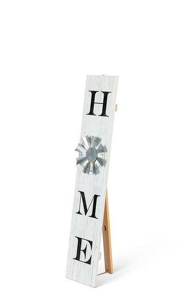 "45.67""H Home Porch Sign"