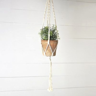 ROPE HANGER WITHOUT POT