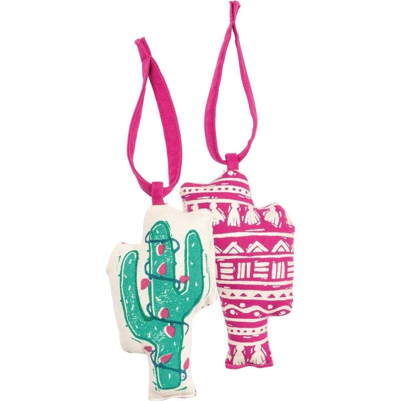 Ornament - Cactus Lights