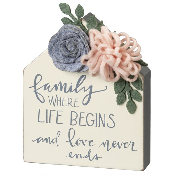 Chunky Sitte -Family Where Life Begins