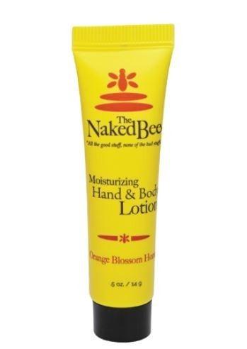 0.5 oz. Orange Blossom Honey Hand & Body Lotion