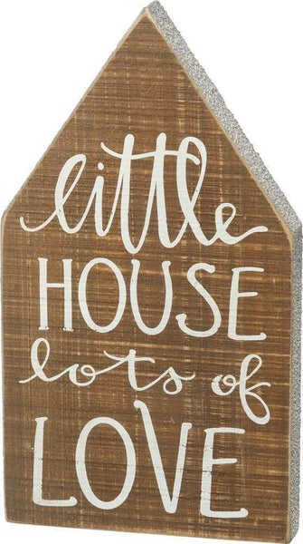 Chunky Sitter - Little House Lots Of Love
