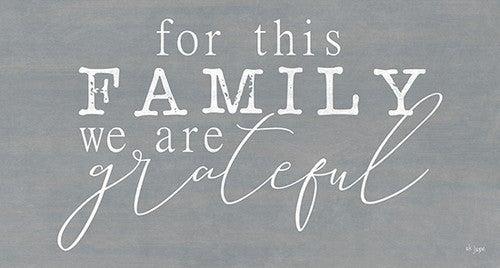THIS FAMILY FRAMED PRINT