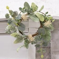 Sea Holly Candle Ring