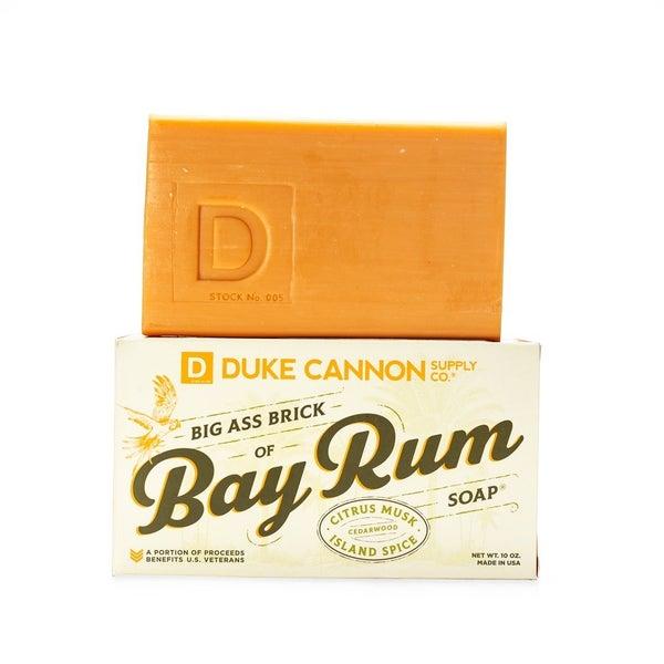 Big Ass Brick of Soap- Bay Rum