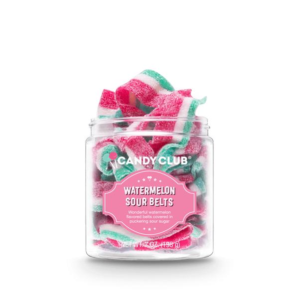 Candy Club- Watermelon Sour Belts