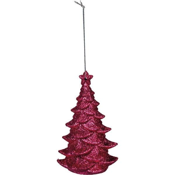 Ornament - Pink Tree