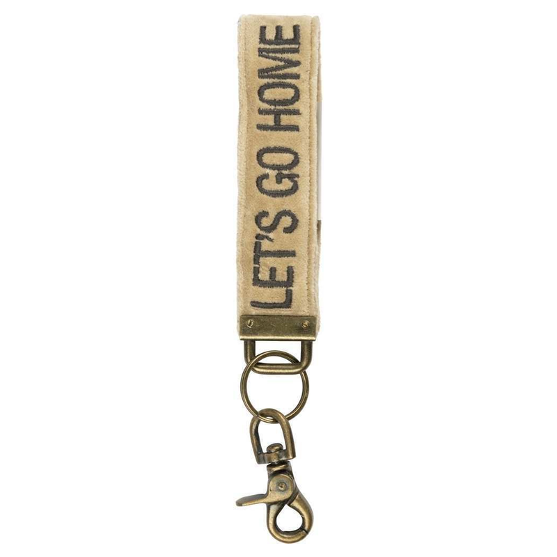 Keychain - Let's Go Home