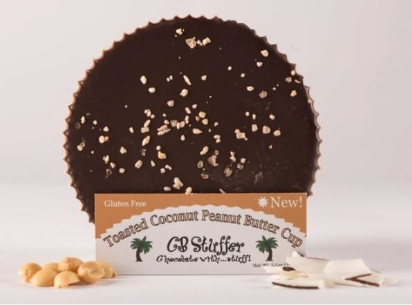 Toasted Coconut Peanut Butter Cup