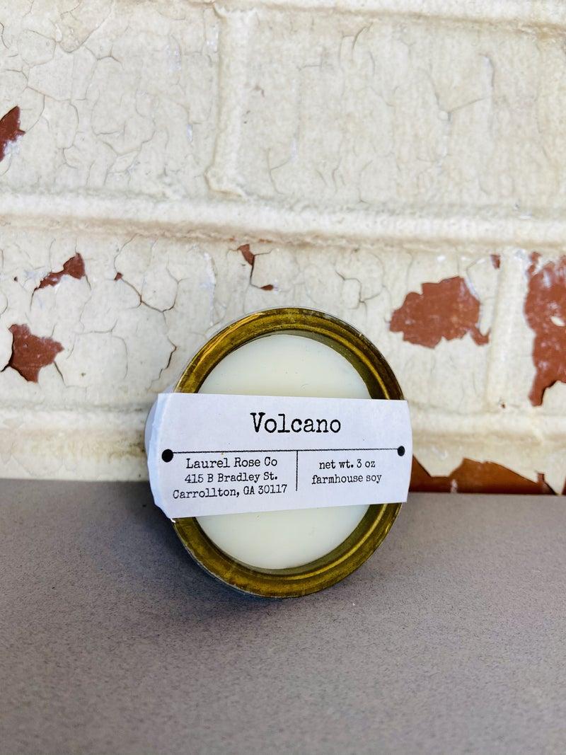 Sugar Mold Candle Cup- Volcano