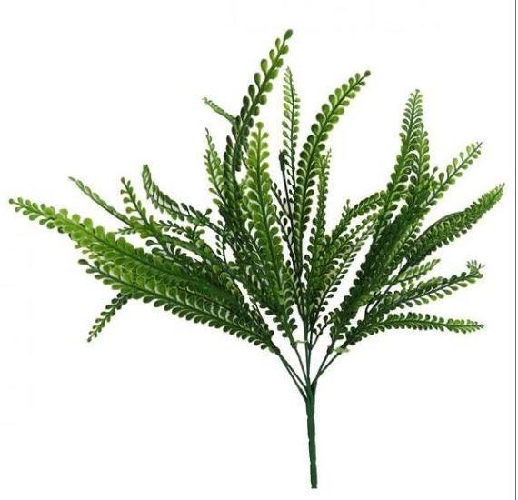 Plastic Bead Grass