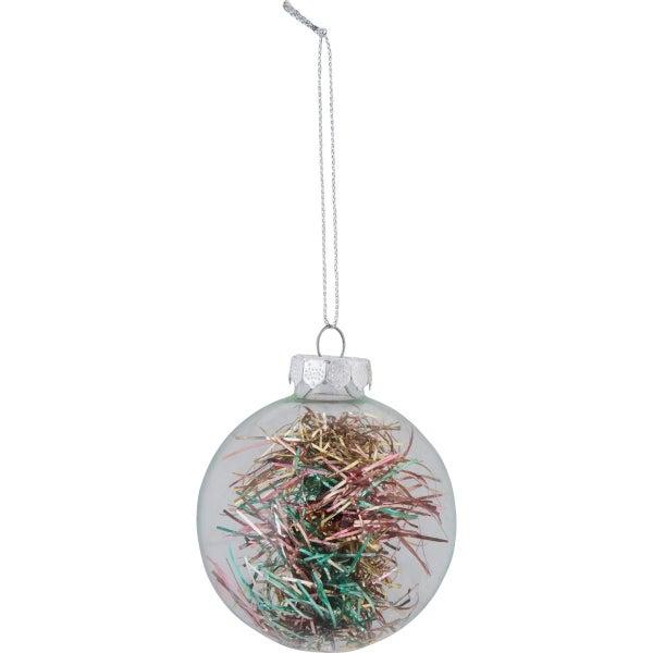 Ornament - Tinsel